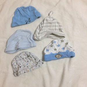 Baby Boy Hats Bundle